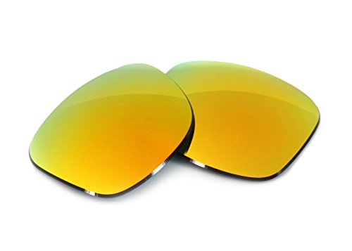 FUSE Cascade Mirror Tint Lenses for Ray-Ban RB4165 Justin - Rb4165 55