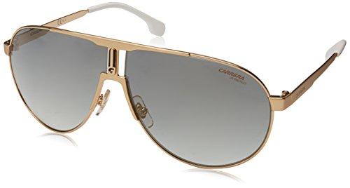 Carrera Men's 1005/s Aviator Sunglasses, Gold, 66 -
