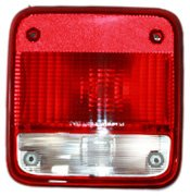 TYC 11-5295-01 Chevrolet/GMC Passenger Side Replacement Tail Light Assembly (G20 Lens)