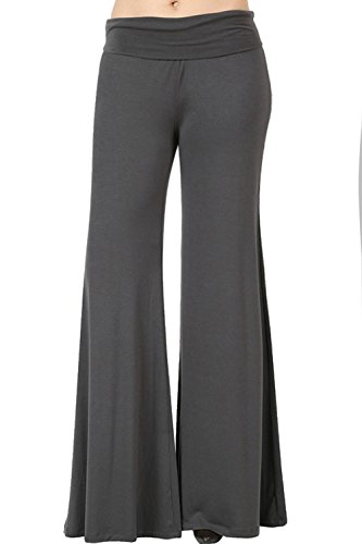 Tl Women S Versatile Comfy Wide Leg Long Maternity Palazzo Gaucho Lounge Pants 79p Ashgrey 2xl Buy Online In Luxembourg At Luxembourg Desertcart Com Productid 58858915