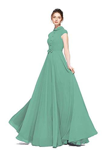 FIBREZA Women's A-Line Maxi Dress