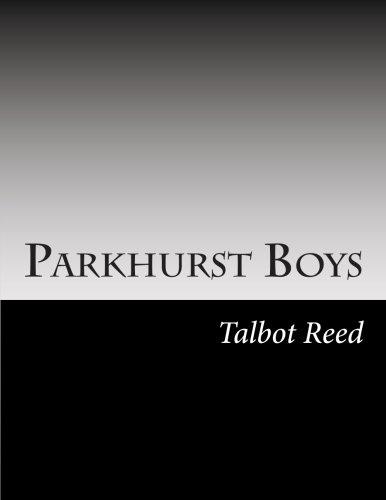 Parkhurst Boys PDF