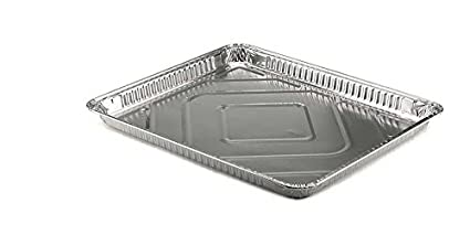 "30 bandejas de aluminio XXL pizza horno para tarta cuadrado modelo ""Viena"" 430"