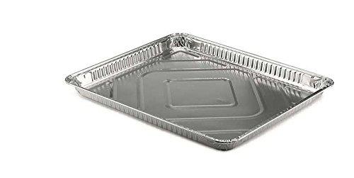 30 bandejas de aluminio XXL pizza horno para tarta cuadrado modelo ...