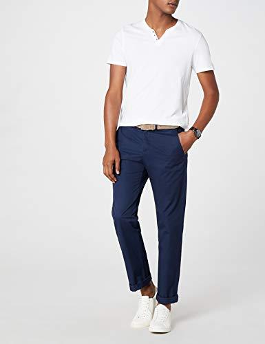 Uomo shirt Biancoblancoptical Celio SebetT White 35LqSc4ARj