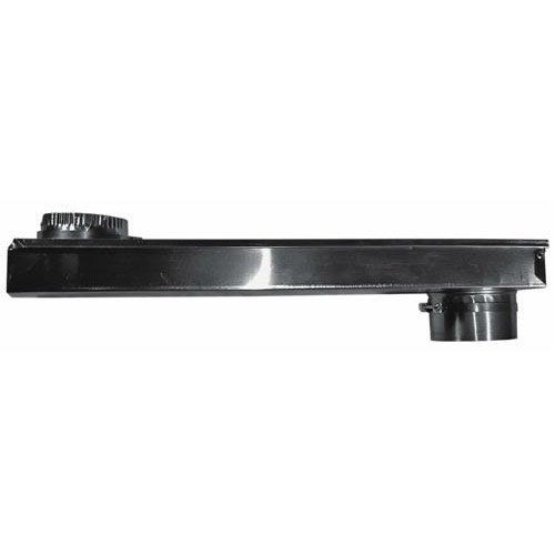 BUILDER'S BEST, 110172 0-18'' OD Aluminum Zero Periscope Adjustable Dryer Vent Duct