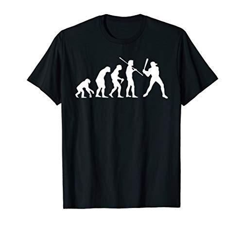 Baseball Evolution T Shirt For Men, Women and Kids