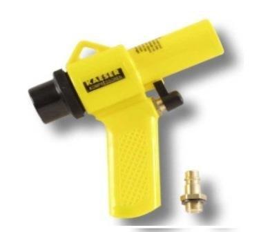Pistola de aire comprimido de succión Kaeser SB22 0,64 cm de conexión de la