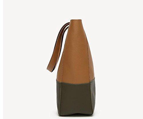 americana e grande Brown Claret Meaeo di Gray di Borsa commercio estero Solo moda europea 6RCRqxvAZ