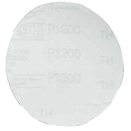 3M 00954 Hookit 5'' P800 Grit Finishing Film Disc by 3M (Image #1)