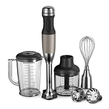KitchenAid Architect Immersion Blender - 5-speed - Architect - Silver