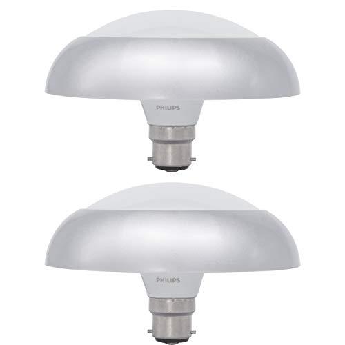 PHILIPS Deco Ring 10 Watt Base B22 LED bulb (Cool Daylight) – Pack of 2