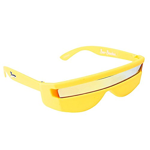 Sun-Staches Costume Sunglasses Cyclops Party Favors UV400 ()