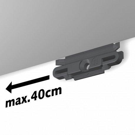 Newly-8 m Newly R20-Kit completo per cimasa Aluminium anodis/é