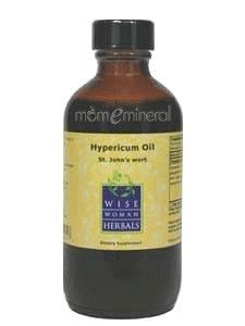 Hypericum Oil/St. John's wort 2 oz