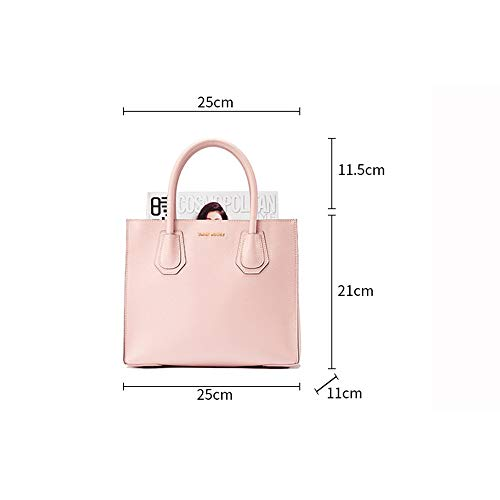 Shoulder Print Tide Version Bag Handbag Wild Leather Of Fashion Square Waterproof Female The Messenger E Palm 488Rp
