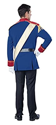 California Costumes Storybook Prince Adult Costume-