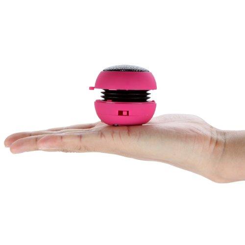 kingzer 5x Mini Portable Hamburger 3.5mm Speaker For iPho...