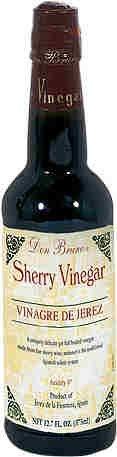 Don Bruno Sherry Vinegar Vinagre De Jerez 12.7 (Jerez Sherry)