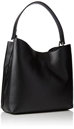 Fiorelli Cm L X black Stitch Portés Épaule Femme w 15x35x32 Sacs Black Seymour H rOqrxHBP