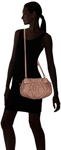 Tamaris BARBARA Crossover Bag 1051142-250 Damen Umhängetaschen 35x22x14 cm (B x H x T) Beige (Nude 250)