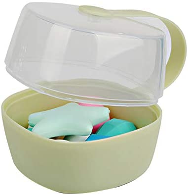 Baby Soother Pacifier Dummy Travel Portable Storage Box Case Holder Box T