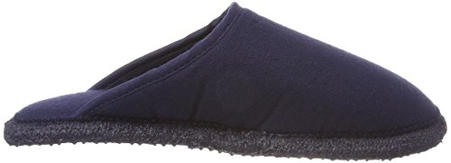 WoMen Dk blue Giesswein Blue Open Back Phoenix Slippers ZdwFYq