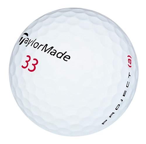 Taylormade Project A Near Mintリサイクルゴルフボール(36パック)   B07GWZLBD4