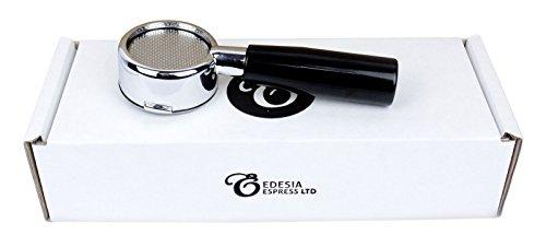 Portafiltros desnudo sin fondo y con mango para cafeteras de espresso de palanca LA PAVONI 51mm – Europiccola Stradivari…