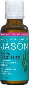 Jason Natural Cosmetics Tea Tree Oil 1fl oz