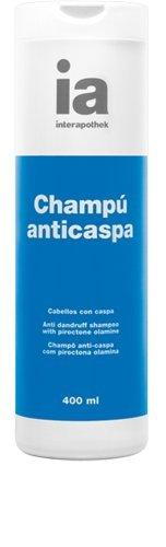 INTERAPOTHEK CHAMPU ANTICASPA 400 ML: Amazon.es: Belleza