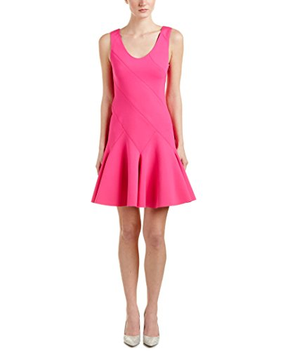 10-crosby-womens-derek-lam-godet-a-line-dress-6-pink