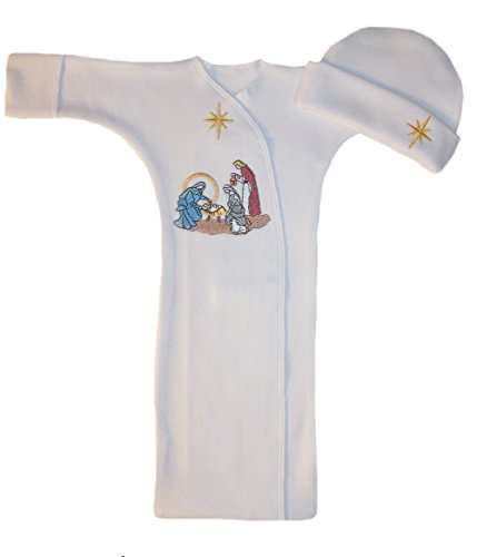 Christmas Nativity Bunting Gown