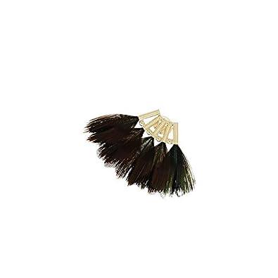 Boucle EaglepétroleBijoux Stalactite Mono D'oreille jqSpGMLUzV