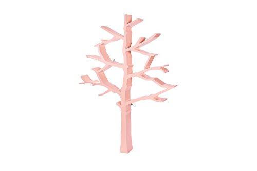 Nursery Works Tree Bookcase, Blush Pink