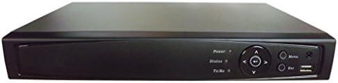 Surveillance 8CH 1080P Full HD 2in1 DVR NVR