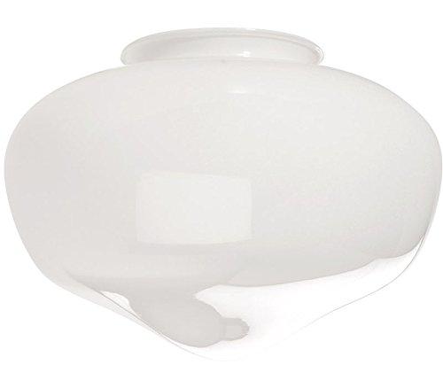 Ellington Glass Ceiling Fan (Craftmade K068 Fan Glass, 4