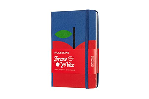 Moleskine Limited Edition, Snow White Notebook, Pocket,...