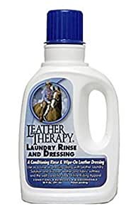 Leather Therapy Leather Rinse & Dressing 4 Oz - 4oz