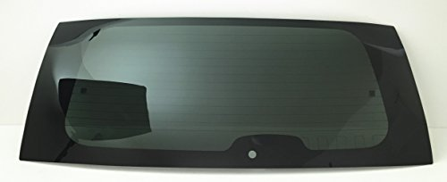 NAGD For 2008-2017 Dodge Grand Caravan, 2008-2016 Chrysler Town & Country Mini Van Back Tailgate Window Glass Replacement Heated