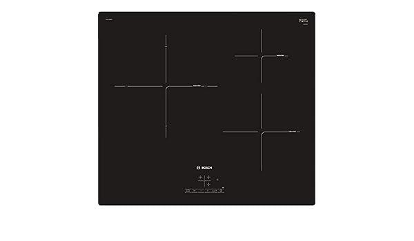 Bosch pij611bb1e placa de cocina inducción: Amazon.es ...