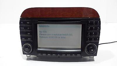 Amazon com: 04 05 06 MERCEDES S430 S500 NAVIGATION COMMAND RADIO CD