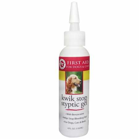 MiracleCare Kwik-Stop Styptic Gel (4 oz)