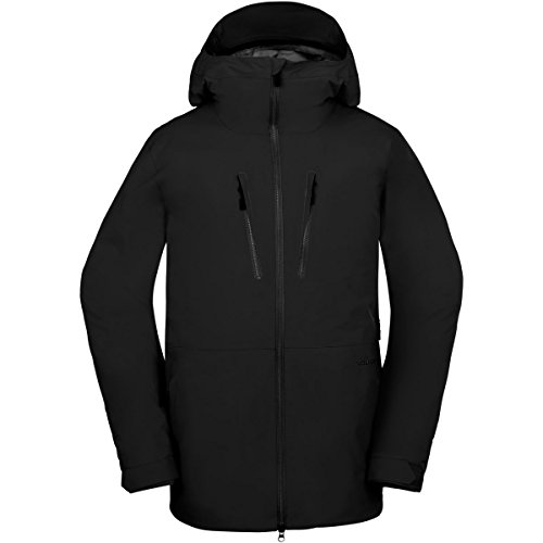 Volcom TDS Infrared Gore-Tex Jacket - Men's Black, S (Volcom Tds Jacket)
