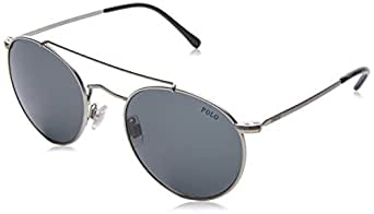 Polo Sunglasses For Men, Grey PH3114 93268751 51 mm