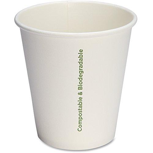 Genuine Joe Compostable Paper Cups