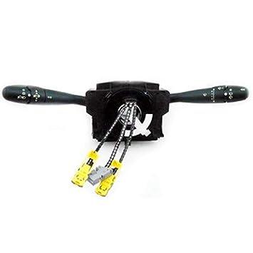 SWAG - Interruptor para limpiaparabrisas de dirección compatible con Citroen Xsara Peugeot 206 807 6239.AV: Amazon.es: Coche y moto