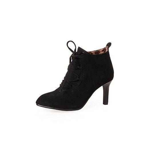 Femme AdeeSu 5 Compensées 37 Noir SXC02447 EU Sandales XUrrnqTE