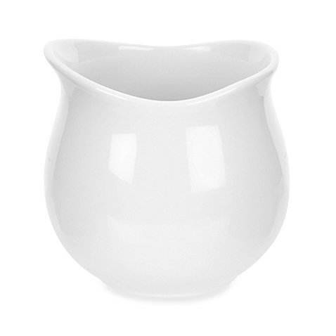 Ambiance Pearl 12-Ounce Crudite/Chip Holder