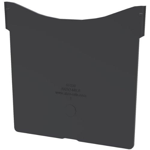(Akro-Mils 41230 Crosswise Width Divider for 30230 Akro Bin, Black, 6-Pack)